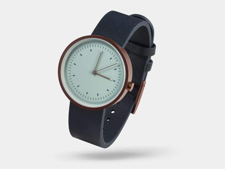 Armbanduhr INTERVAL AARK Bronze