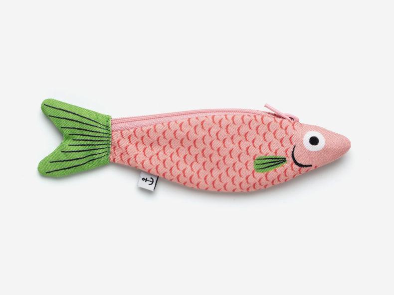Don Fisher Cardenal Pink Täschchen