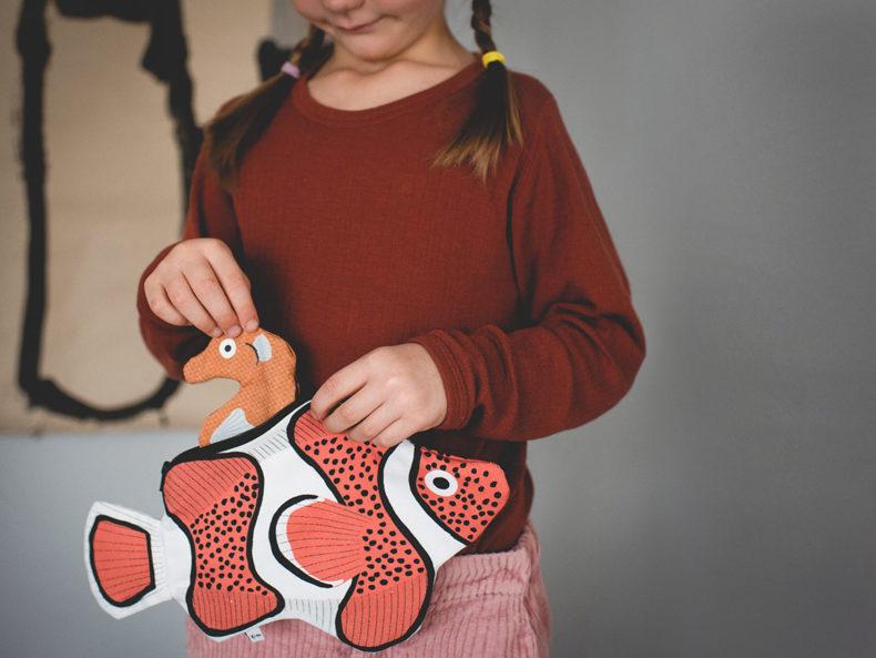 ClownFish Tasche Kinder