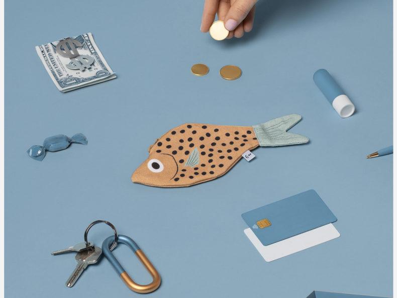 DON FISHER Geldbeutel