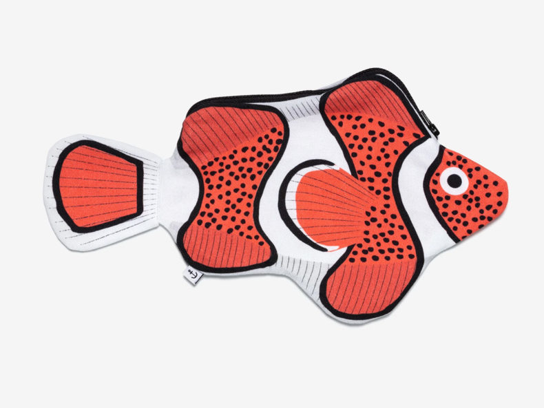 DON FISHER Clownfish
