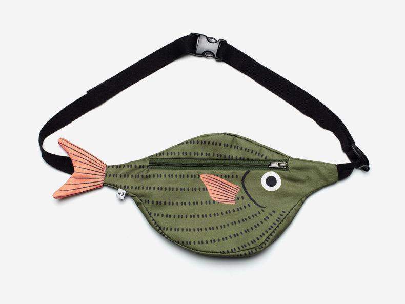 DON FISHER Bauchtasche