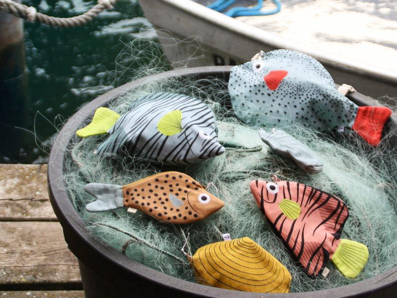 DON FISHER Federmappen