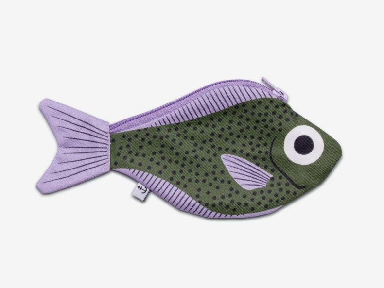 DON FISHER Green Sweeper Fischtäschchen