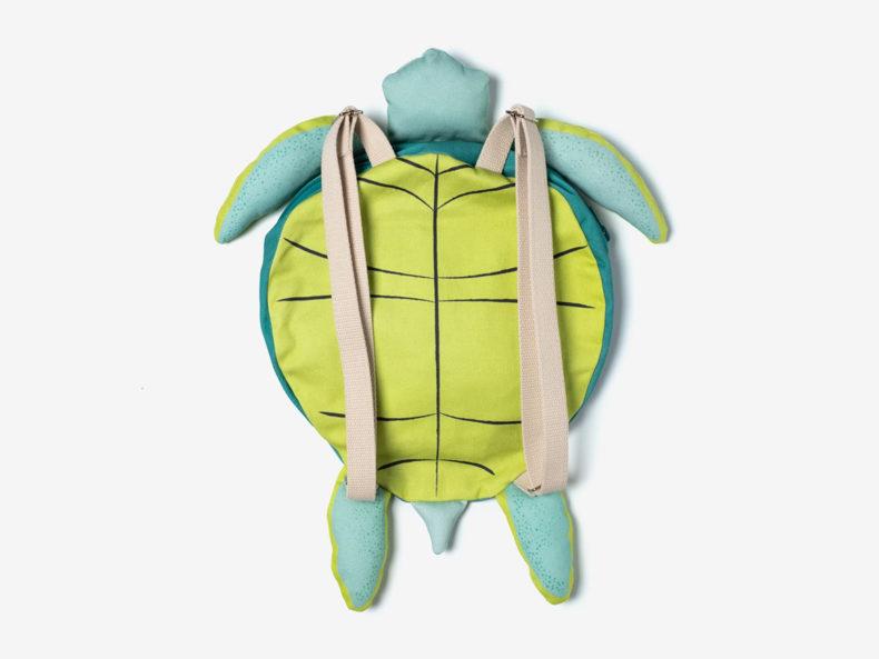 DON FISHER Turtle Rucksack