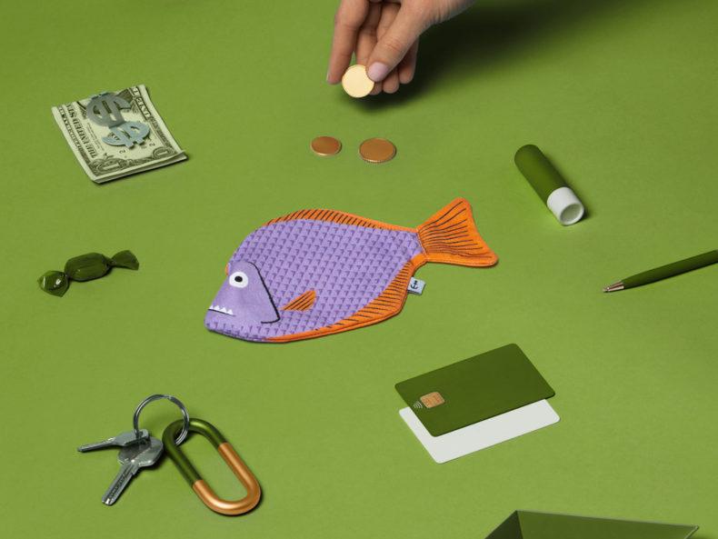 Small Piranha Täschchen Don Fisher