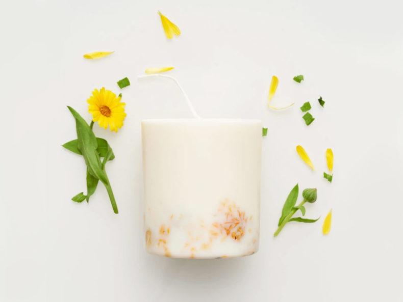Duftkerze Ringelblume