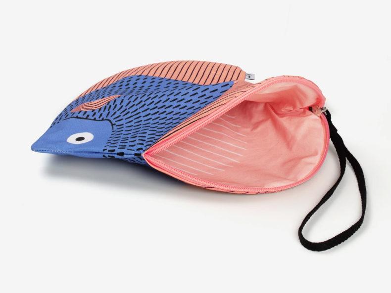 Blue-Discus-Tasche