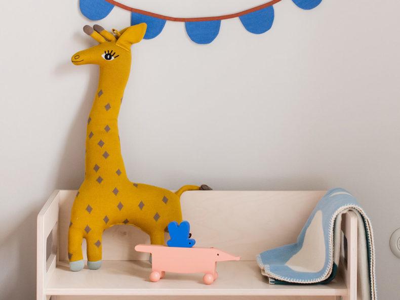 Giraffe oyoy living Berlin