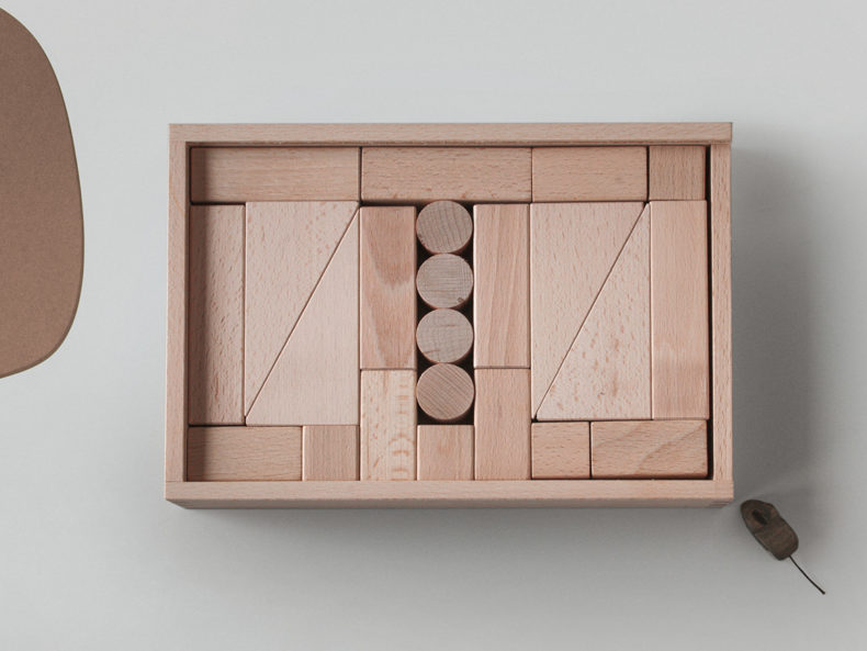 Holzbaukasten VARIO