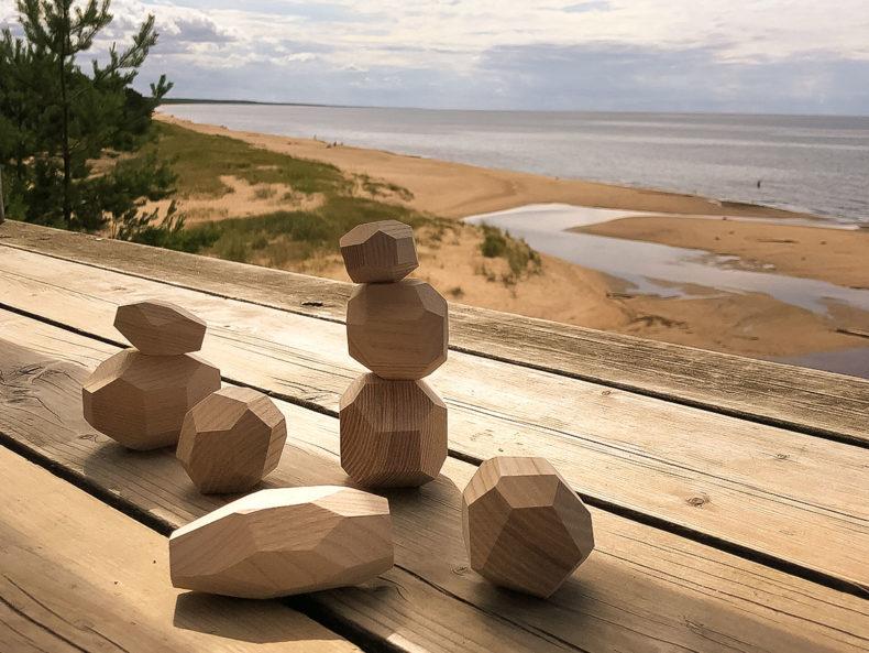 Holzbausteine filipok