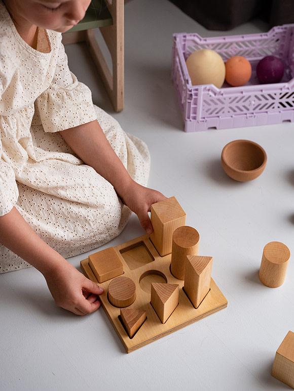 Holzspielzeuge