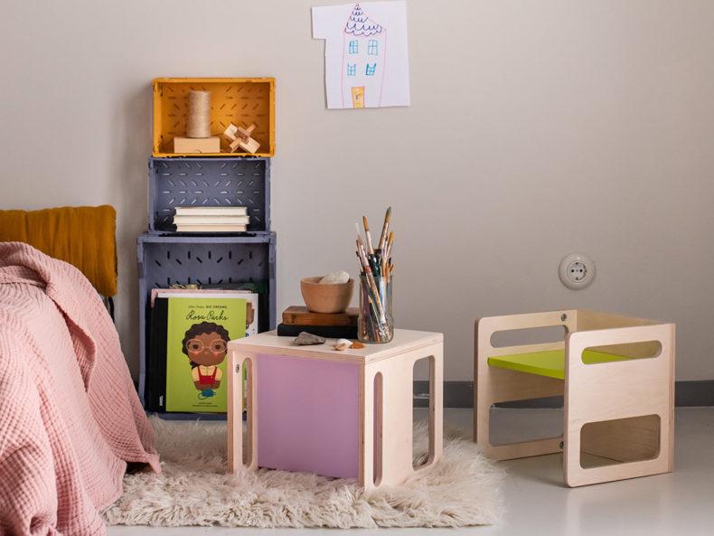 KUBIK-Wendehocker Montessori