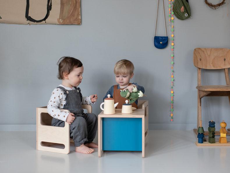Würfelhocker Montessori kaufen