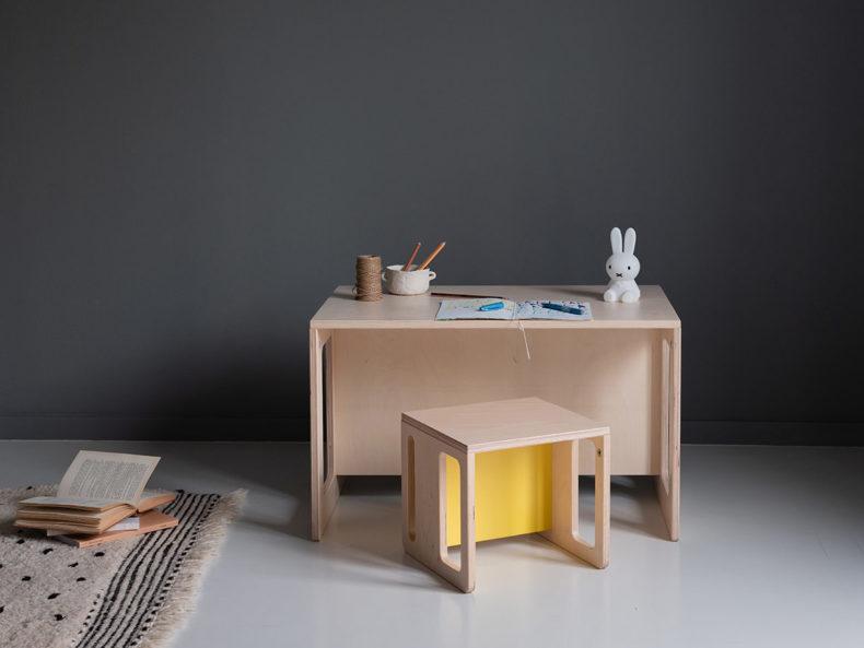 Kinderbank Montessori Wendebank