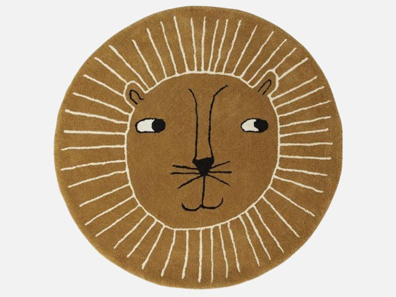 LION Rug Teppich OYOY living