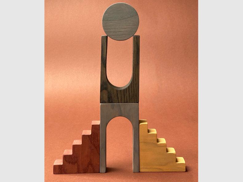 Holzfigur MinMin kaufen Berlin