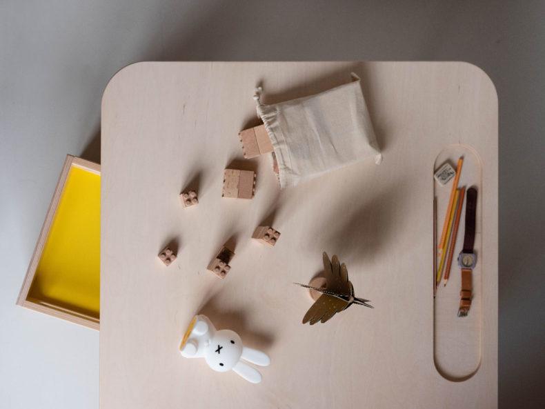Montessori Kinder Tisch