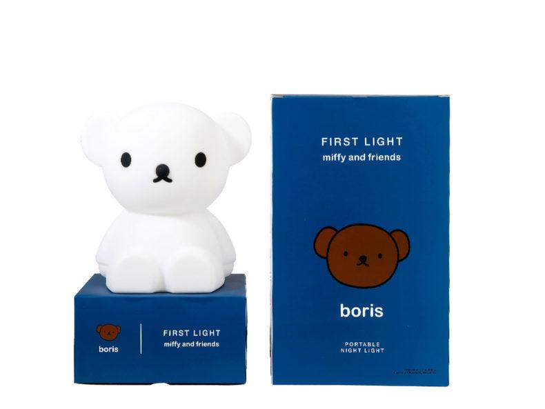 Mr Maria Boris First Light