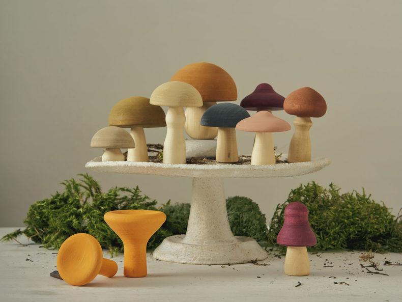 Mushrooms raduga grez filipok Berlin