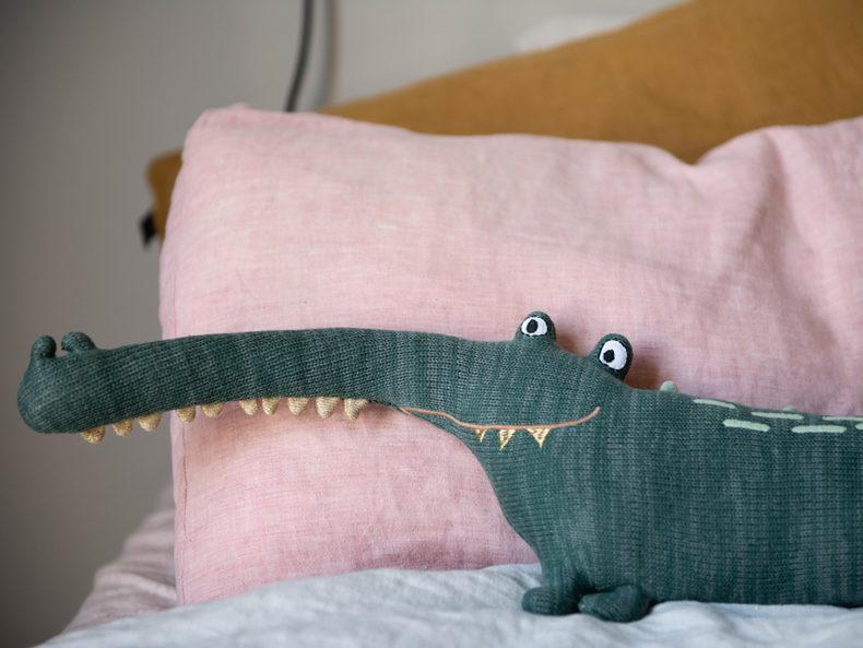 Mr Crocodile Gustav OYOY-living