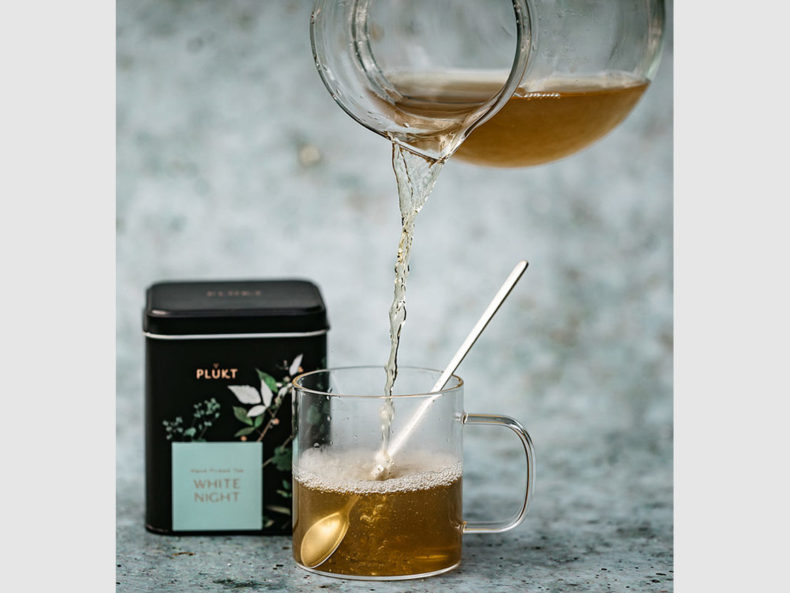 PLUKT white night tea