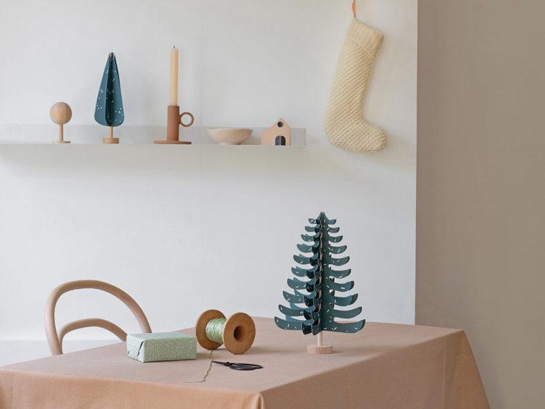Papierbäume DIY Jurianne Matter