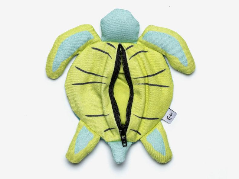 Small Turtle Tasche