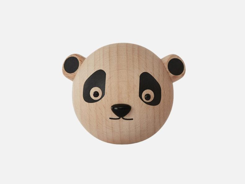 Wandhaken Panda OYOY living