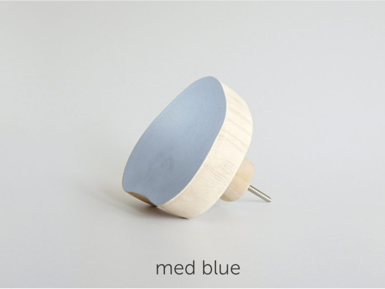 lavariete Wandhaken med blue