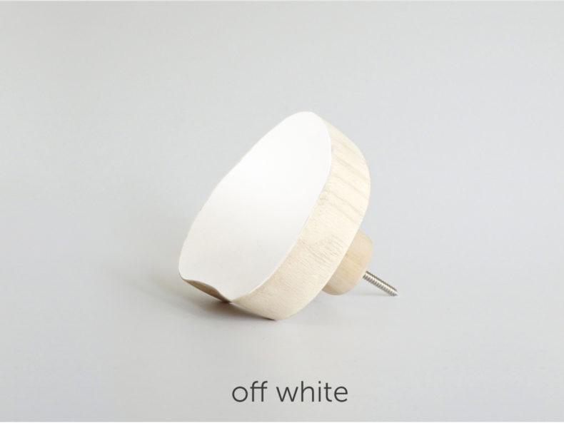 lavariete Wandhaken off white