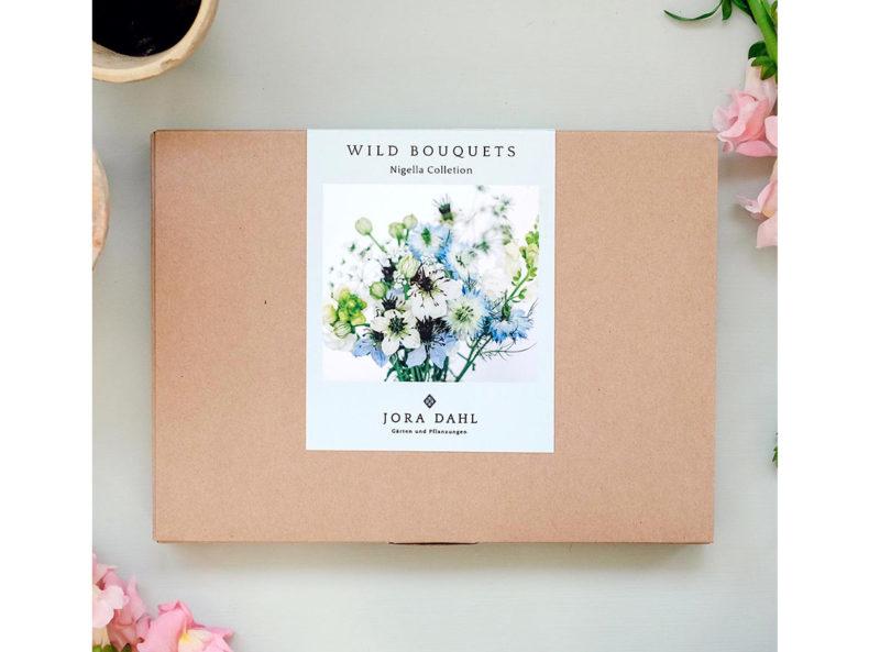 Blumensamen Wild Bouquets Nigella Jora Dahl