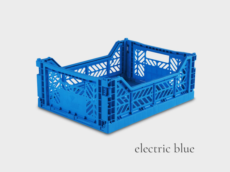 Ay-Kasa Box Electric blue