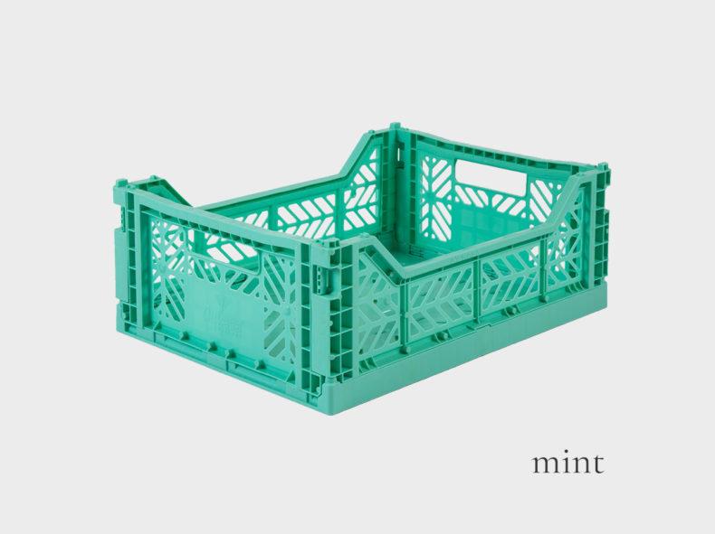 Ay-Kasa Box MIDI Mint