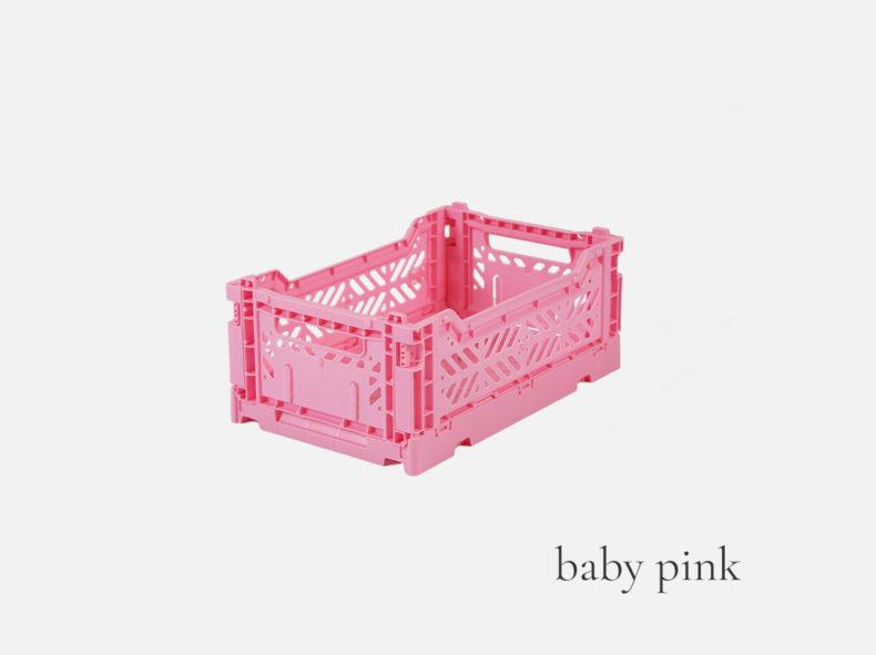 Ay-Kasa Box MINI BABY-PINK