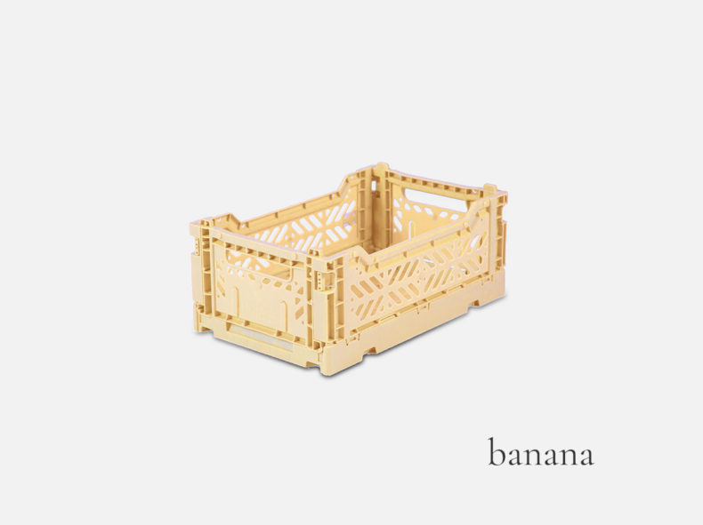 Ay-Kasa Box MINI BANANA