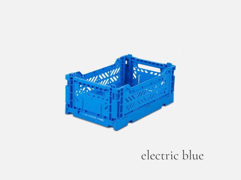 Ay-Kasa Box MINI ELECTRIC-BLUE