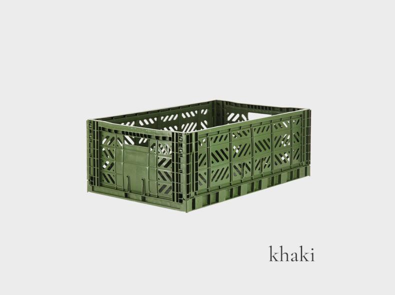 Ay-Kasa Box Khaki
