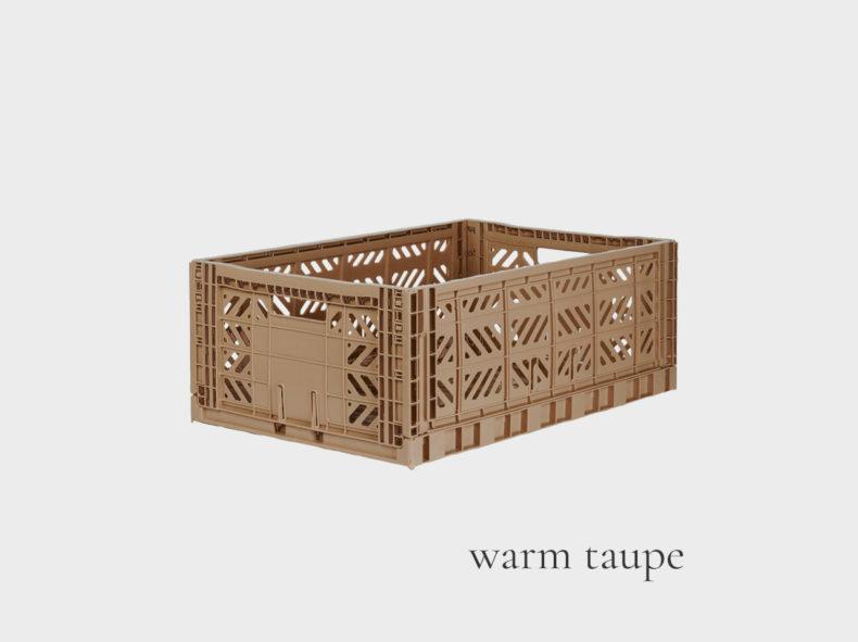 Ay-Kasa MAXI WARM-TAUPE