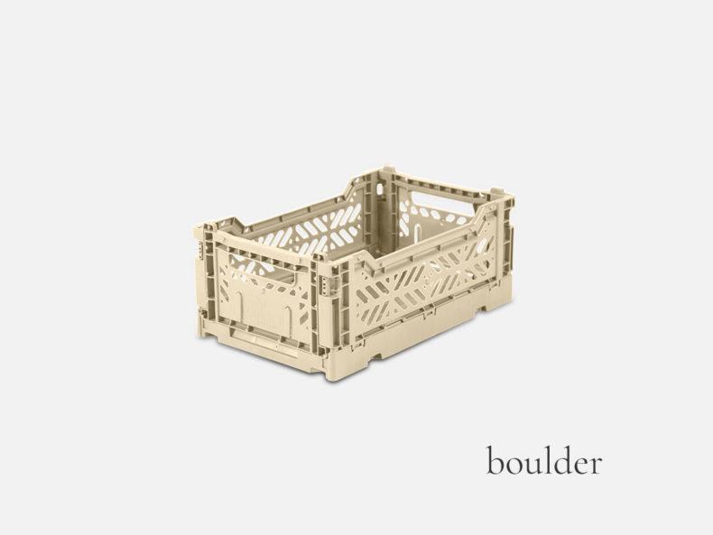 Stapelbox boulder