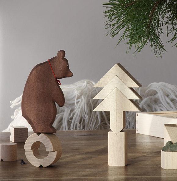 Holzspielzeug Erzgebirge