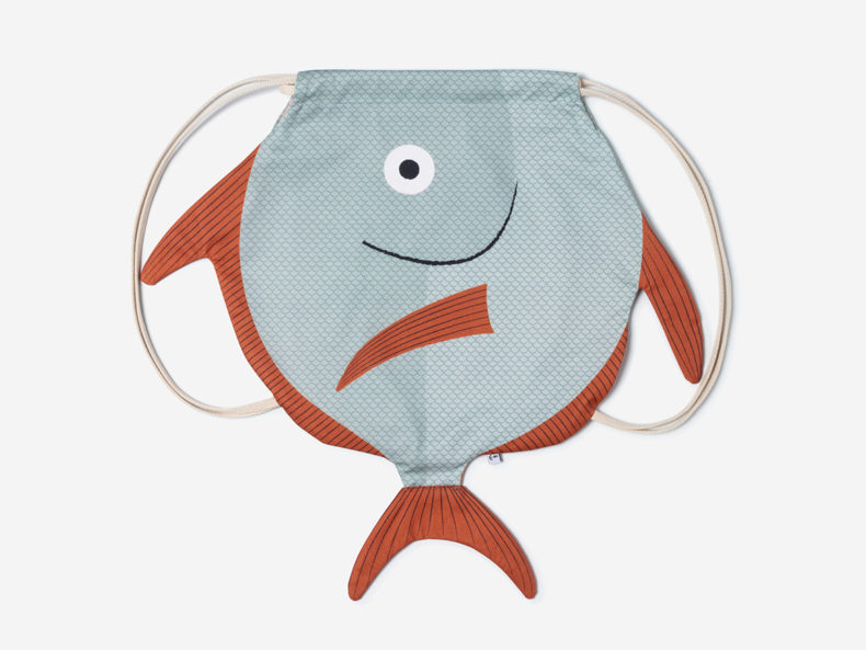 DON FISHER Opah Kid