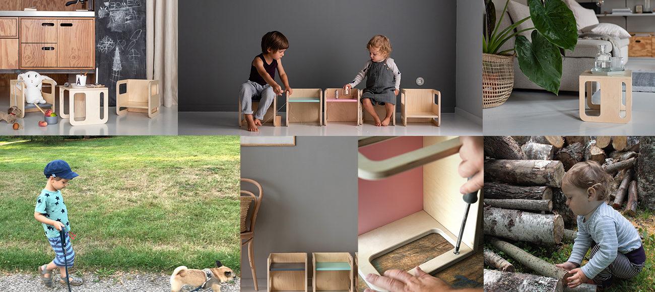 Kindermöbel Design