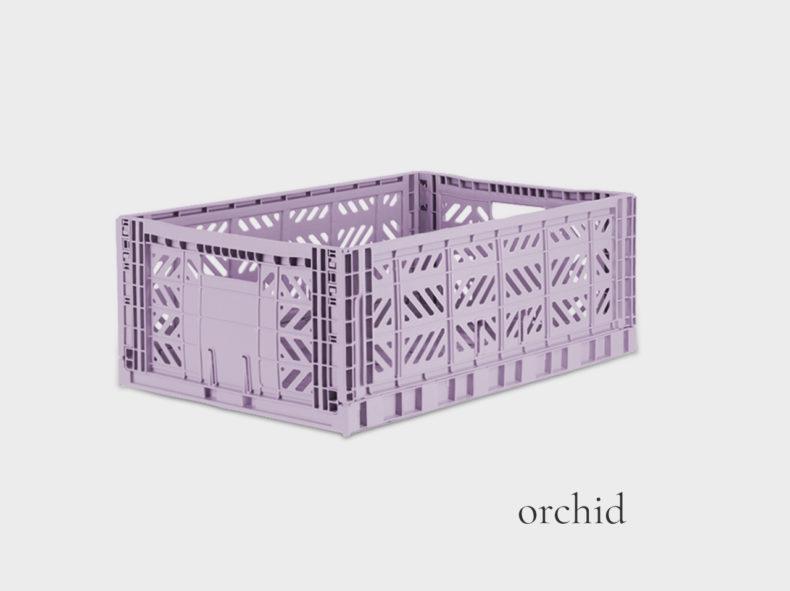 Ay-Kasa Stapelbox MAXI ORCHID