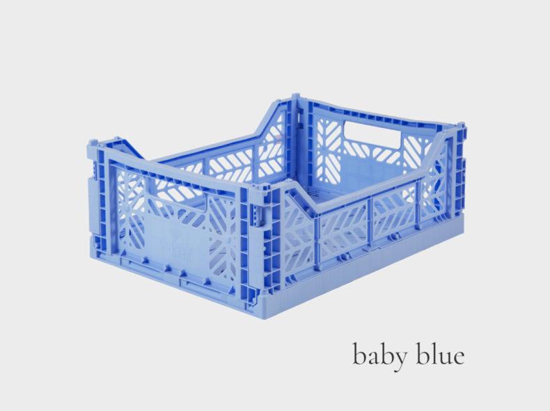 Ay-Kasa Klappbox MIDI BABY BLUE