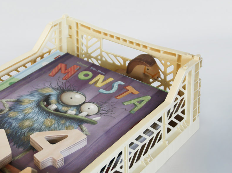 Ay-Kasa Box MIDI - banana