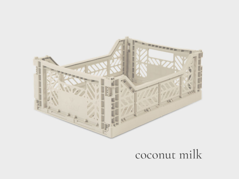 Ay-Kasa Stapelbox MIDI COCONUT MILK