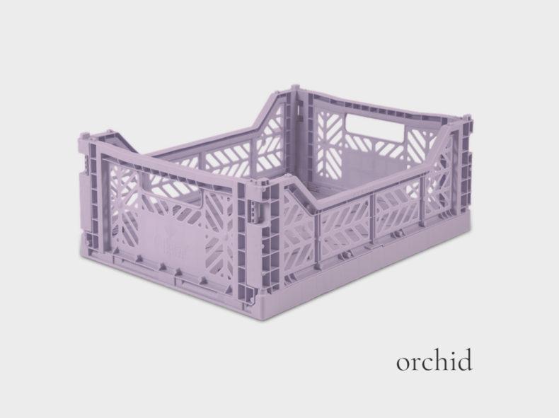 Ay-Kasa Stapelbox MIDI ORCHID