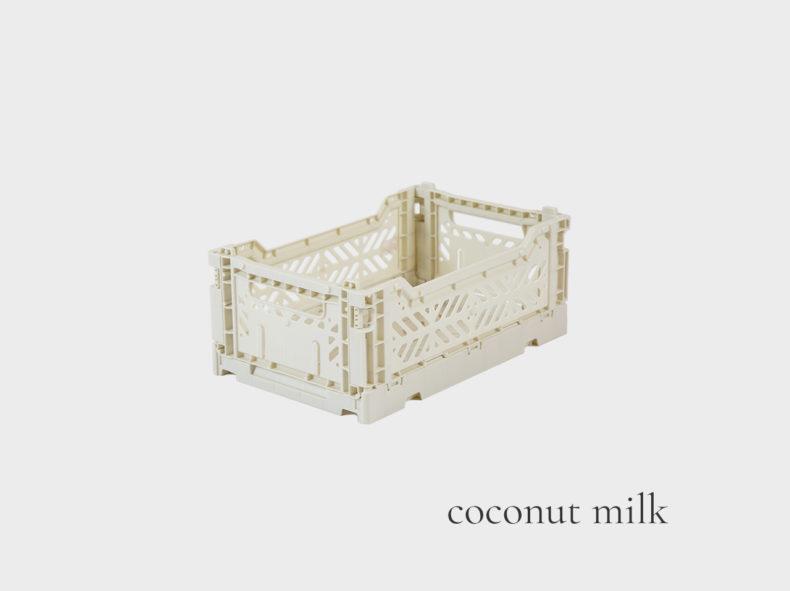 Ay-Kasa Box MINI coconut milk
