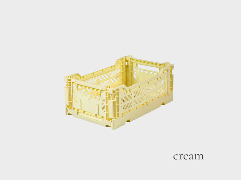 Ay-Kasa Klappbox MINI cream